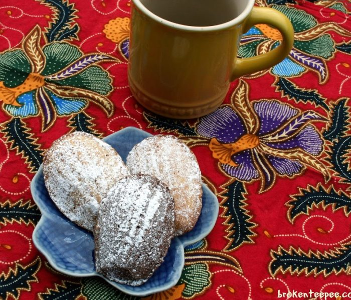 Madeleines Recipe – a Classic French Cookie/Cake