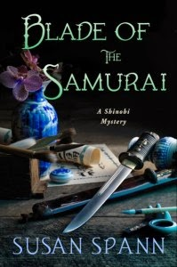 Blade of the Samurai by Susan Spann – Blog Tour, Book Review