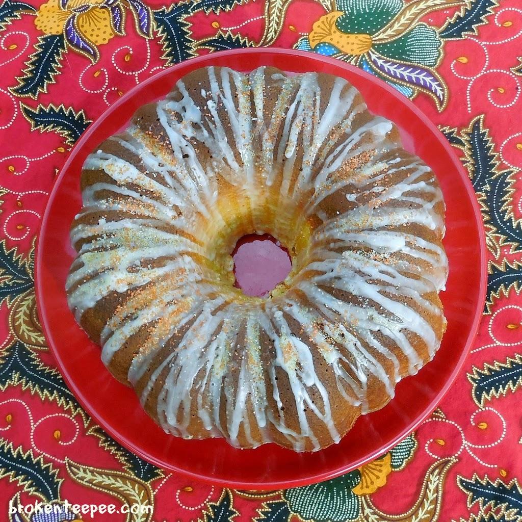 citrus bundt cake recipe