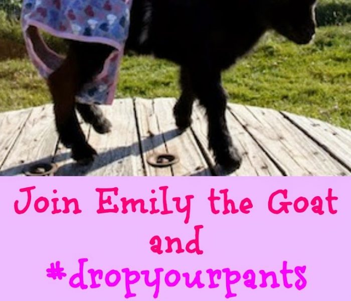 Have You Heard About the Drop Your Pants for Underawareness Movement? #dropyourpants #underawareness #spon