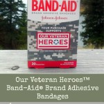 Join Band-Aid® and Team Red, White and Blue to #RunWithGlory #MC #Sponsored