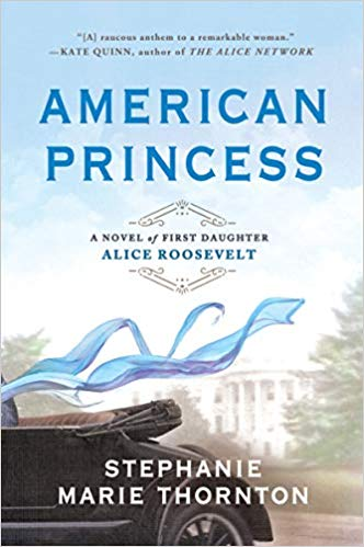 American Princess by Stephanie Thornton