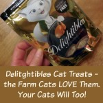 Delightibles Cat Treats Delight the Farm Cats