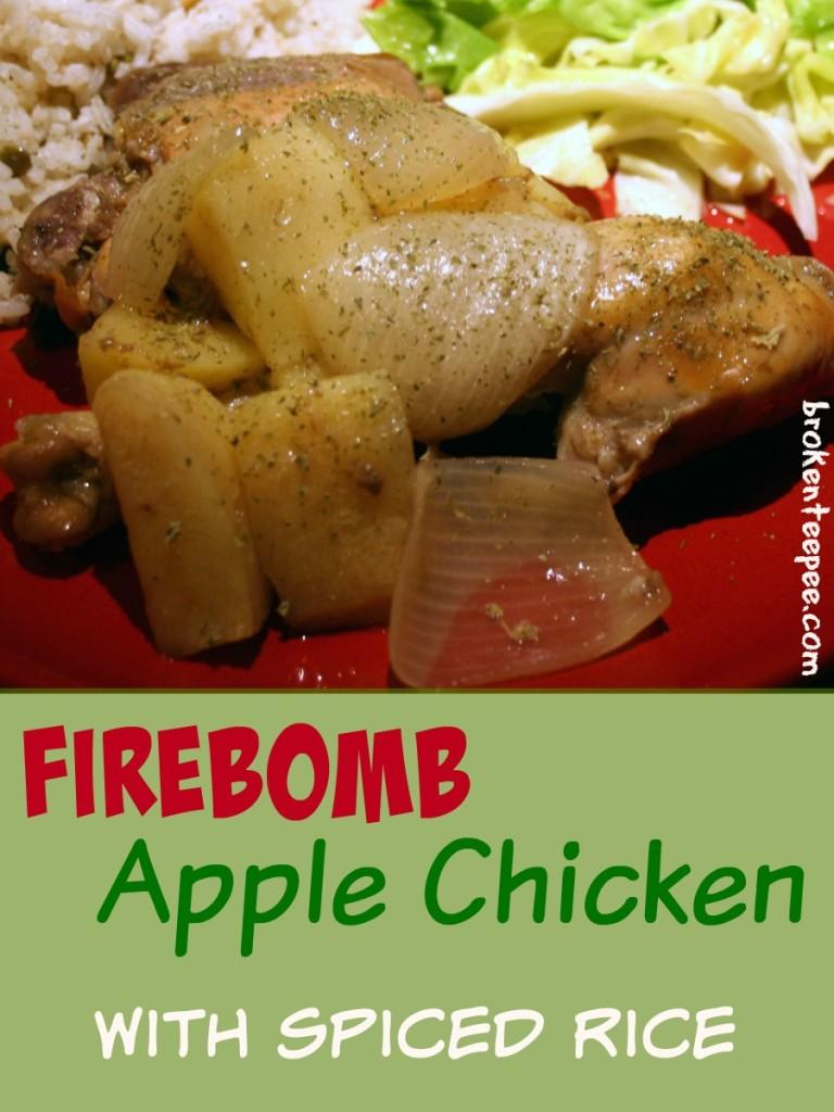 Firebomb-Apple-Chicken