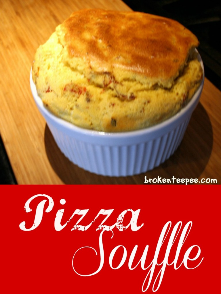 Pizza-Souffle