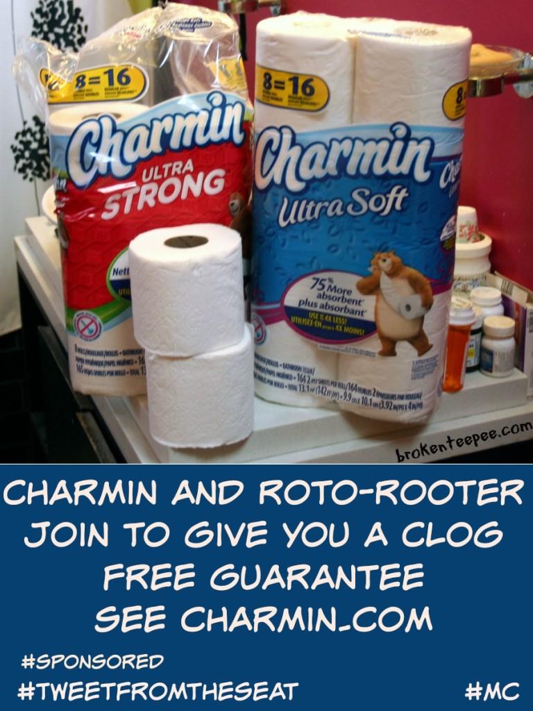 Charmin-no-clog-guarantee, #TweetFromtheSeat, #sponsored, #MC