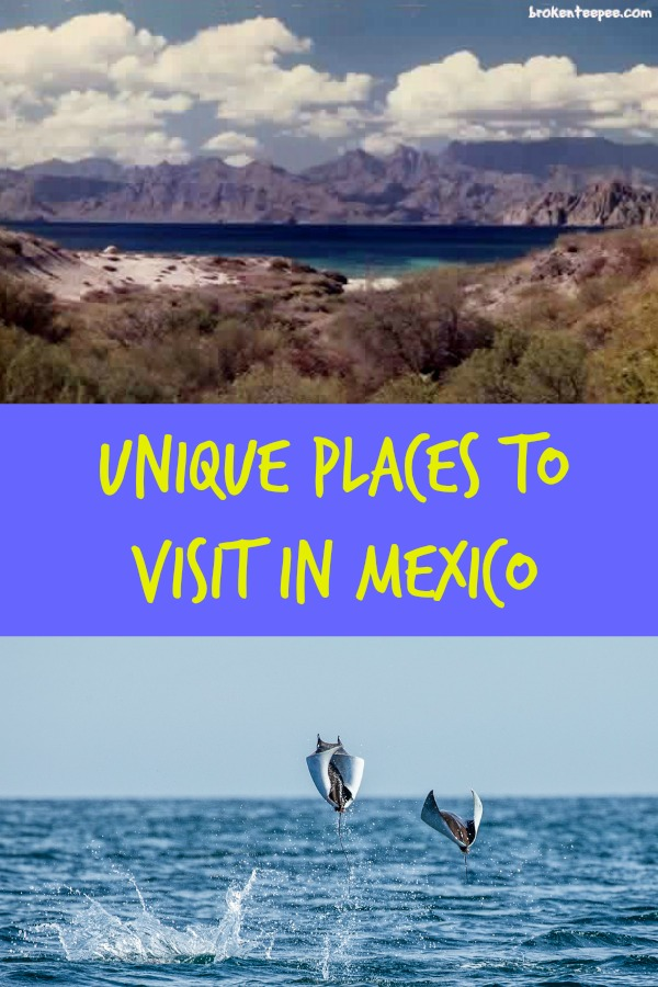 unique places to visit in Mexico, travel to Mexico, Mexico travel, Sea of Cortez, visit Cenotes, AD