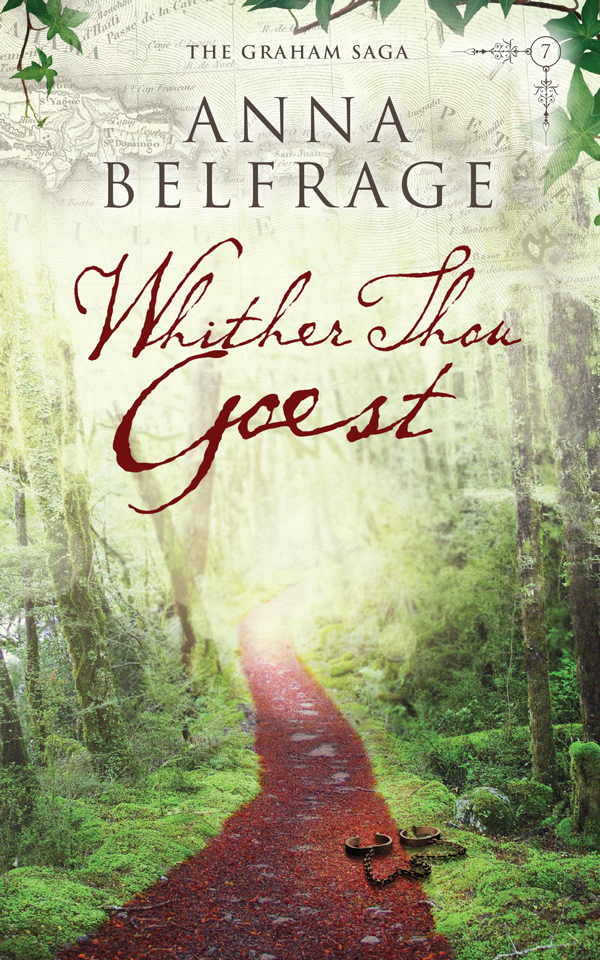 Whither Thou Goest by Anna Belfrage – Book Review