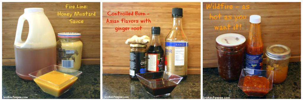 Three Dipping Sauces, #TaiPeiGoodFortune, #CollectiveBias, #ad