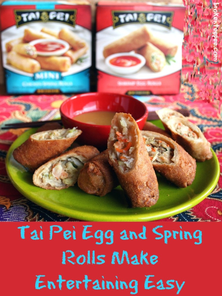 Easy Entertaining with Tai Pei, #TaiPeiGoodFortune, #CollectiveBias, #ad