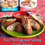 Party Planning Made Easy with Authentic Asian Egg and Spring Rolls from Tai Pei