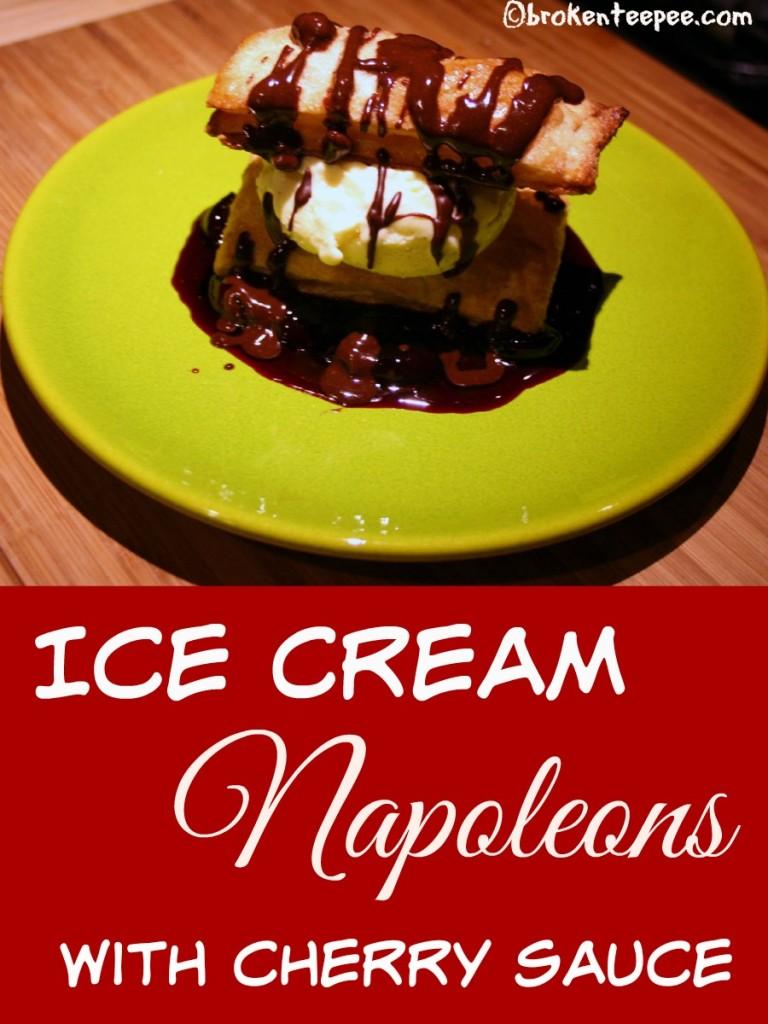 Ice-Cream-Napoleons