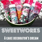 SweetWorks Brings the Celebration to the Holidays with Giveaway #SweetWorksHolidays