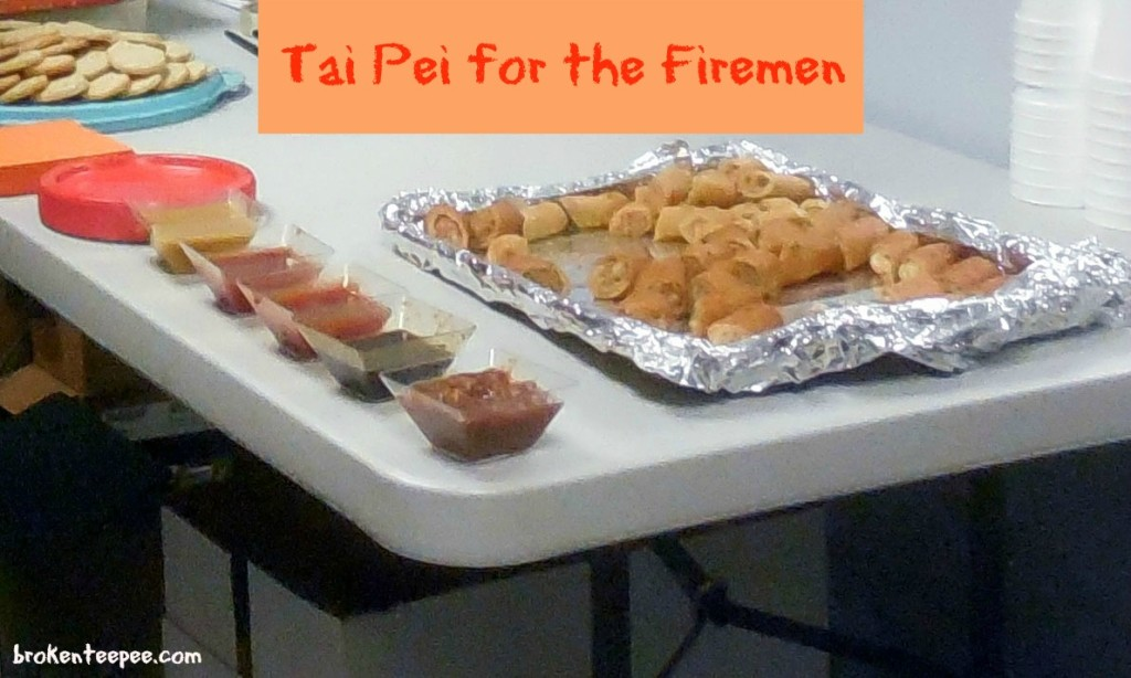Tai Pei for the firemen, #TaiPeiGoodFortune, #CollectiveBias, #ad