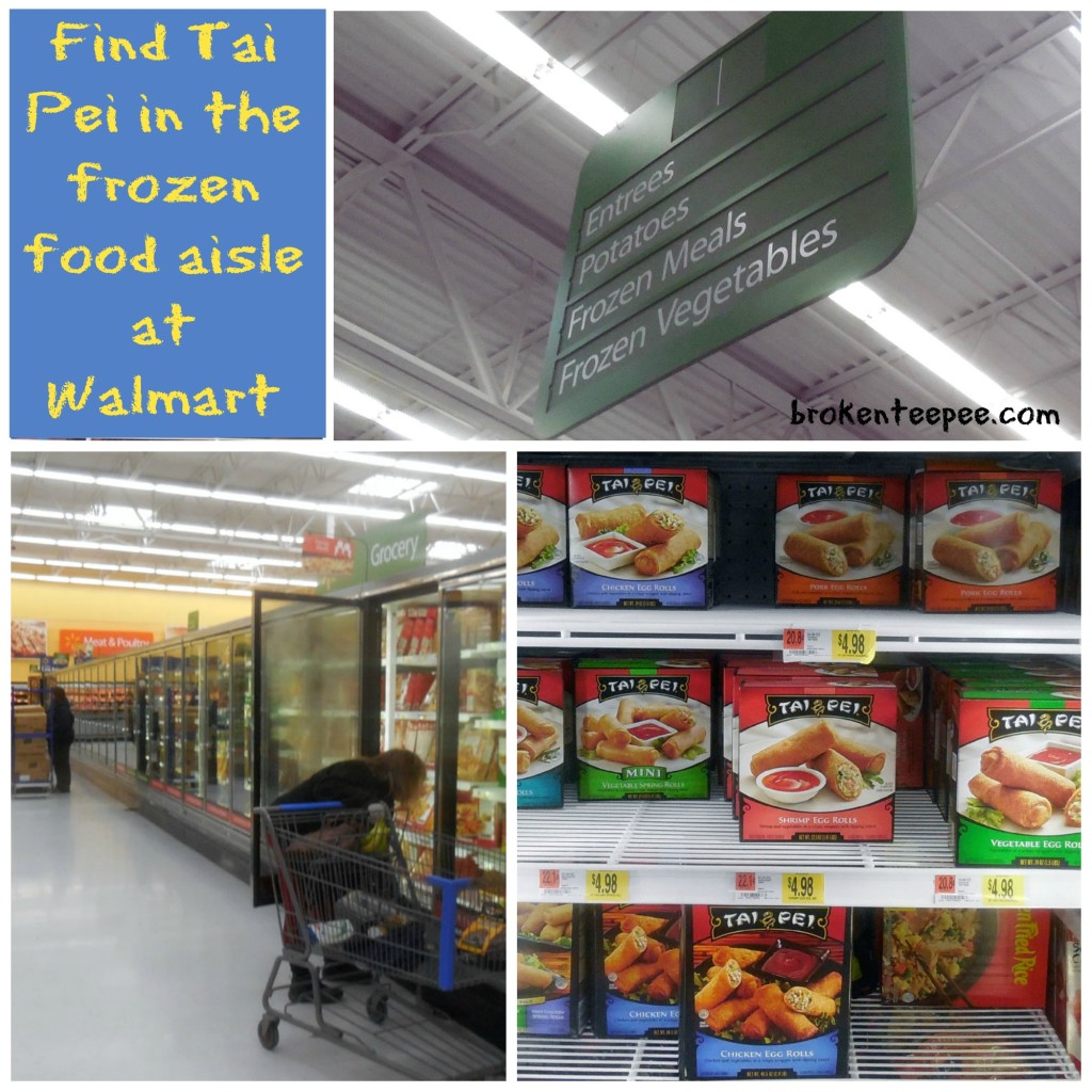 Tai Pei at Walmart, #TaiPeiGoodFortune, #CollectiveBias, #ad