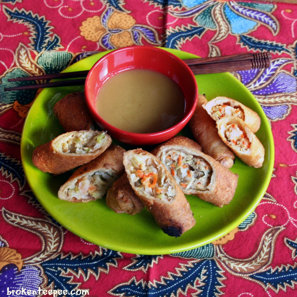 Tai Pei Egg and Spring Rolls, #TaiPeiGoodFortune, #CollectiveBias, #ad
