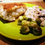 Chilean Sea Bass with Lemon Sauce, Chilean Sea Bass recipe