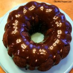 Chocolate Banana Bundt Cake
