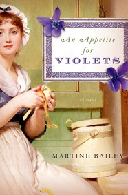 An Appetite For Violets by Martine Bailey – Book Giveaway