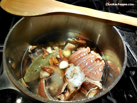 lobster-broth