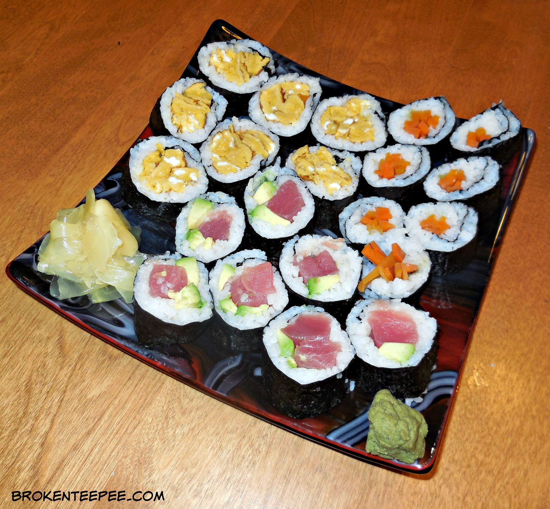 It's Easy to Make Sushi at Home