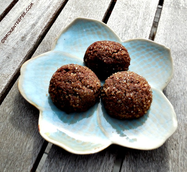 Cookie Recipe – Chocolate Snickerdoodles