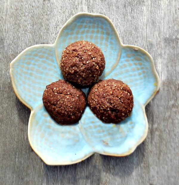 Chocolate Snickerdoodles, cookie recipe