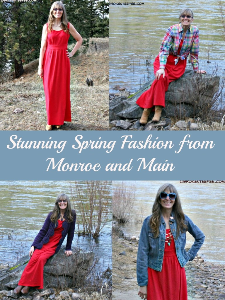 Stunning Spring Fashion from Monroe and Main