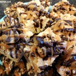 Caramel Stuffed Rice Krispie Treats – a Special Occasion Treat