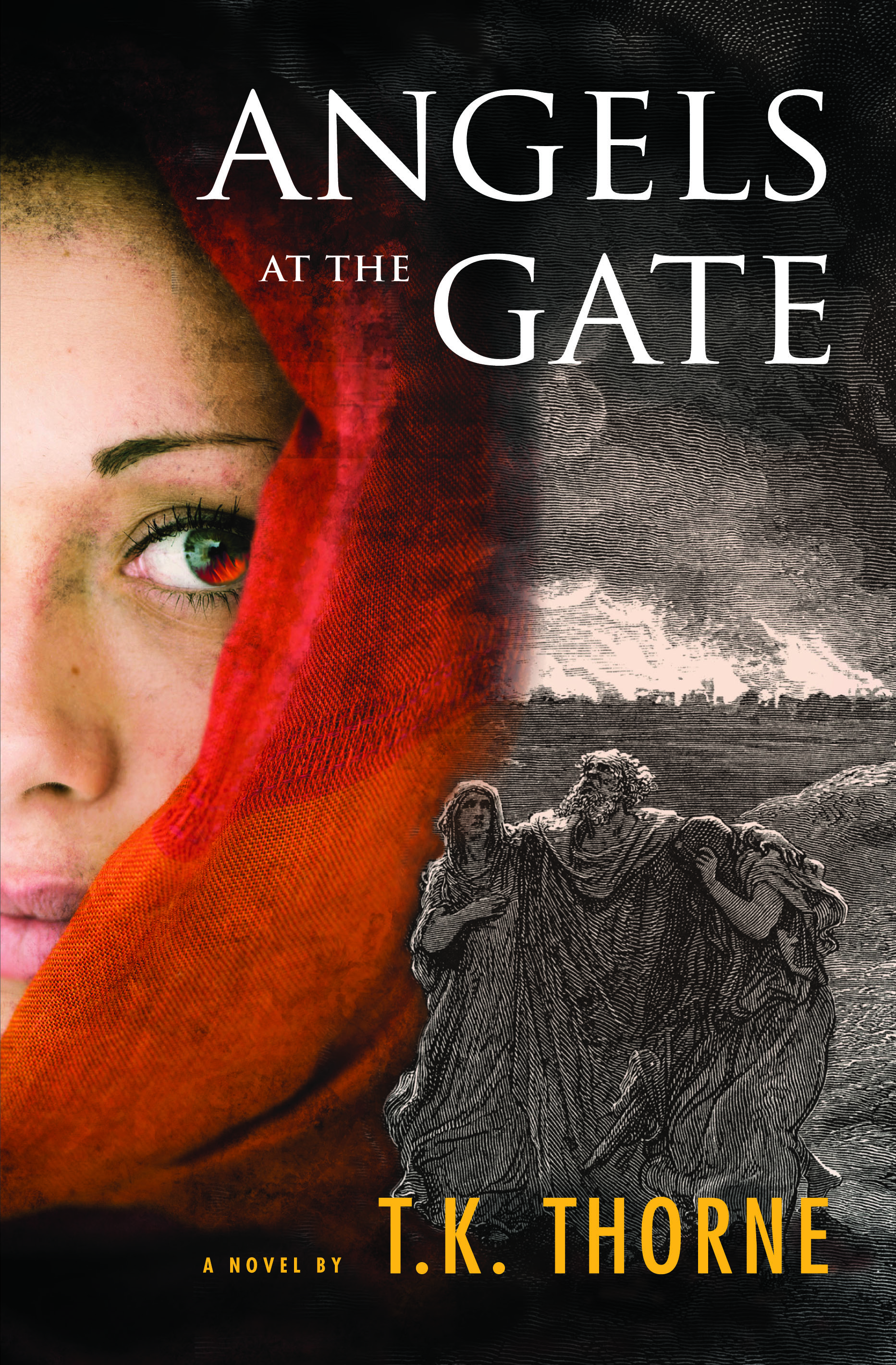 Angels at the Gate by T.K. Thorne – Blog Tour, Book Review and Giveaway #AngelsattheGateBlogTour