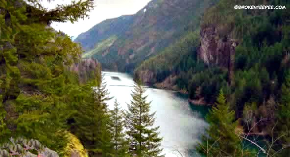 Travelin' Before the Farm: The Columbia River Gorge, Oregon