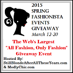 It's the Spring Fashionista Event! #FashionistaEvents