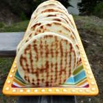 batbout, moroccan pita