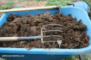 potato-garden-mulch