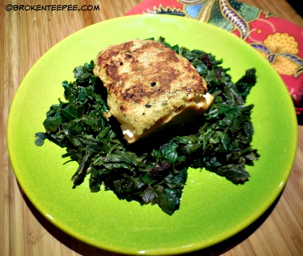 Salmon Recipe:  Roasted Garlic Crusted Salmon – 350 Calorie Dinner