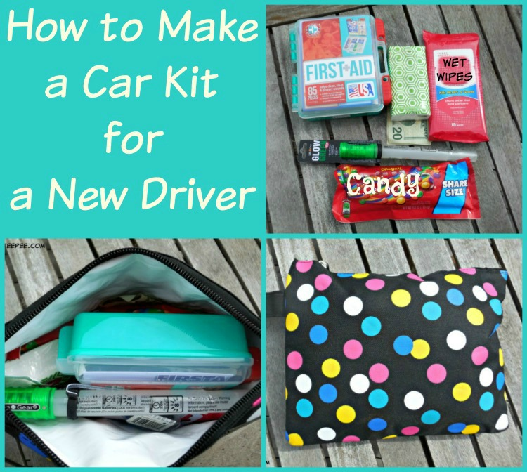 How to Make a Car Kit for a New Driver