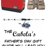 Celebrate Dad with Cabela's and Enter to Win!