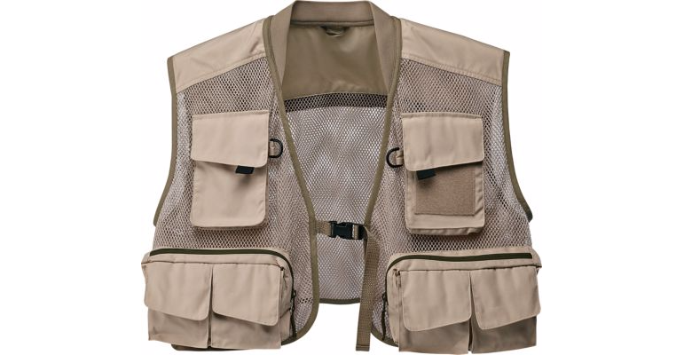 Copper River Mesh Fly Vest, Cabela's Father's Day Gift Guide, Cabela's, #sponsored