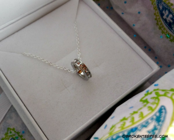 Hayley Hero Necklace, Cate and Chloe