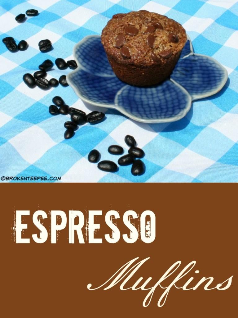 Espresso Muffins