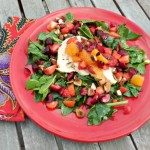 Poached Chicken with Fruit Salsa – A Summer Salad Recipe