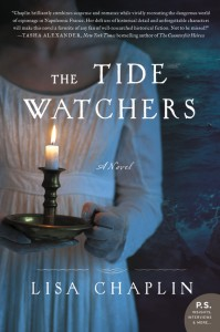 The Tide Watchers by Lisa Chaplin – Blog Tour and Book Review