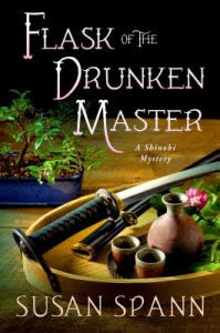 Flask of the Drunken Master by Susan Spann – Blog Tour, Book Review