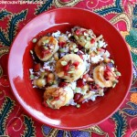 Scallops with Cherries and Pumpkin Seeds – Recipe