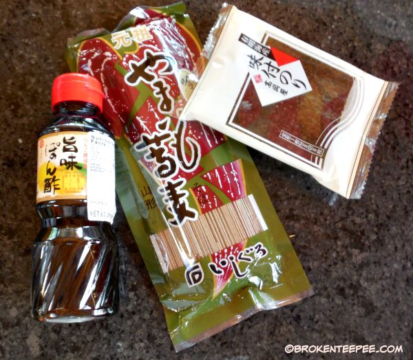 Try the World, subscription box, Japan, sponsored