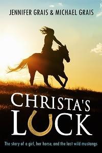 Christa's Luck, Jennifer Grais, Michael Grais, YA