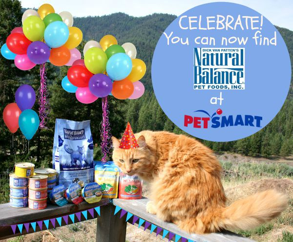 PetSmart, Natural Balance at PetSmart, Natural Balance, #PetSmartStory, #sponsored