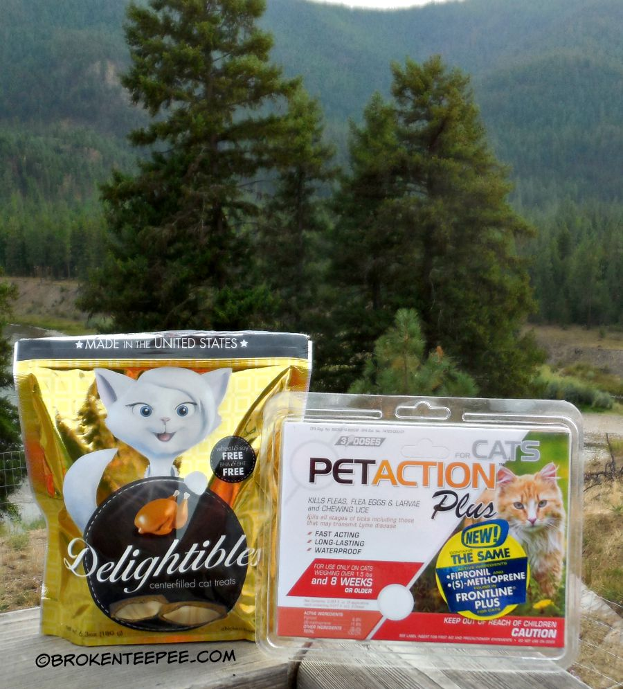 True Science Ambassador, Delightibles, PetAction Plus, #sponsored