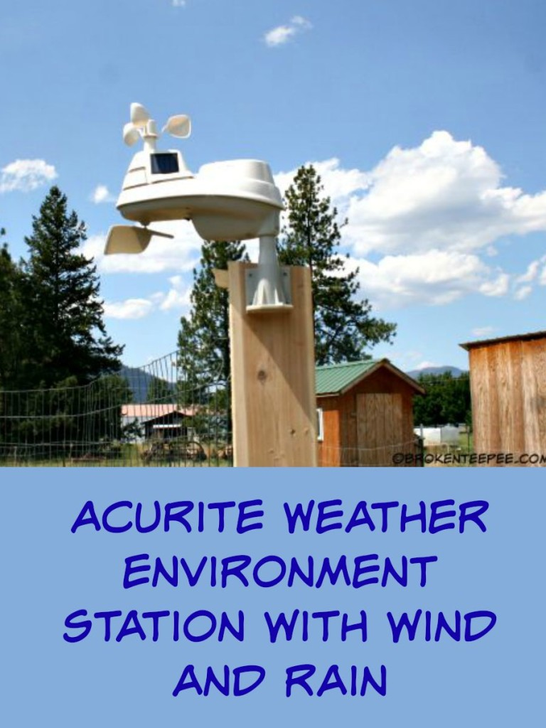 AcuRite Weather Station, #AD
