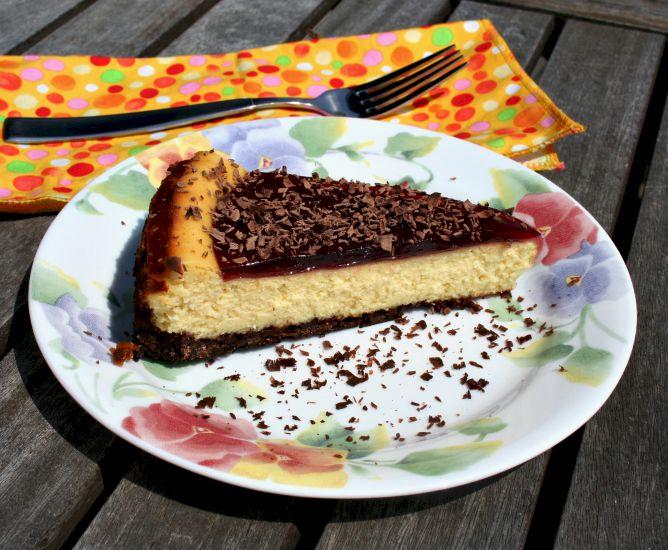 Cherry Cheesecake – Recipe